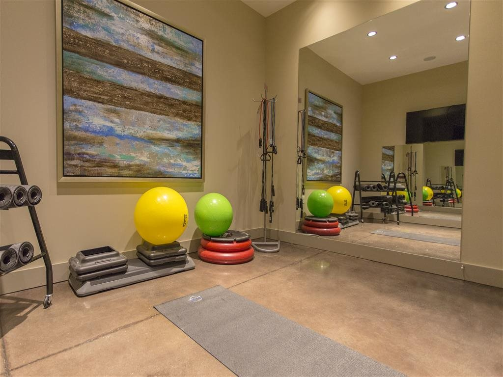 Fitness Center at Hawthorne at the Station, Wilmington, NC 28405