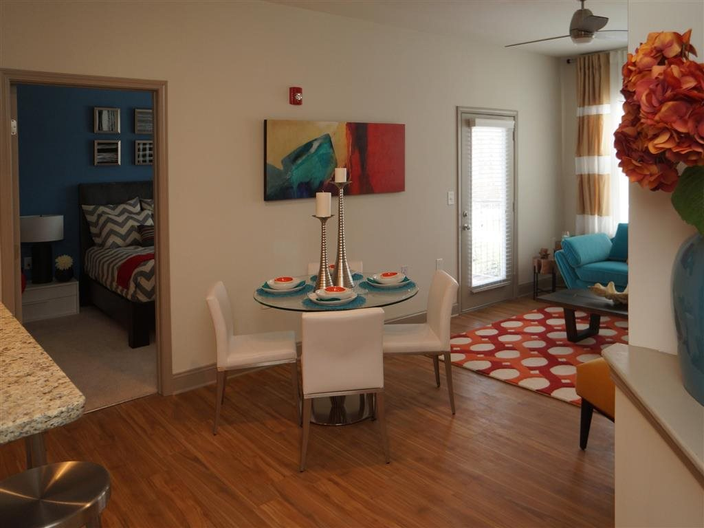 Dining Room  Area at Hawthorne at the Station, Wilmington