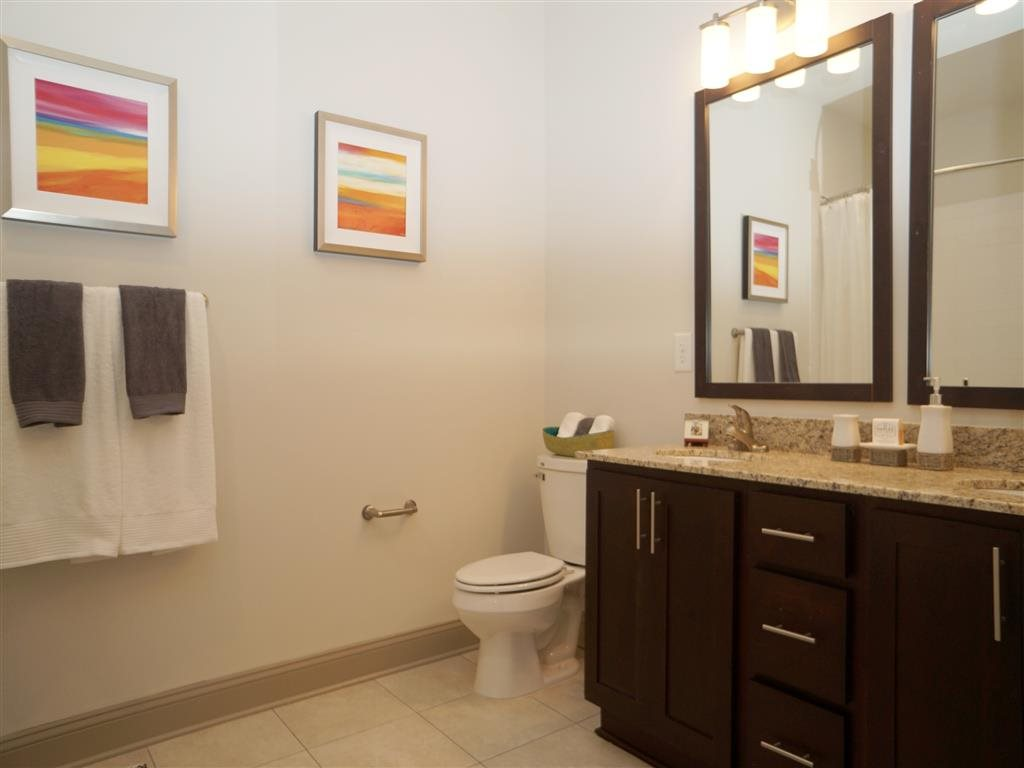 Bathroom at Hawthorne at the Station, Wilmington, 28405