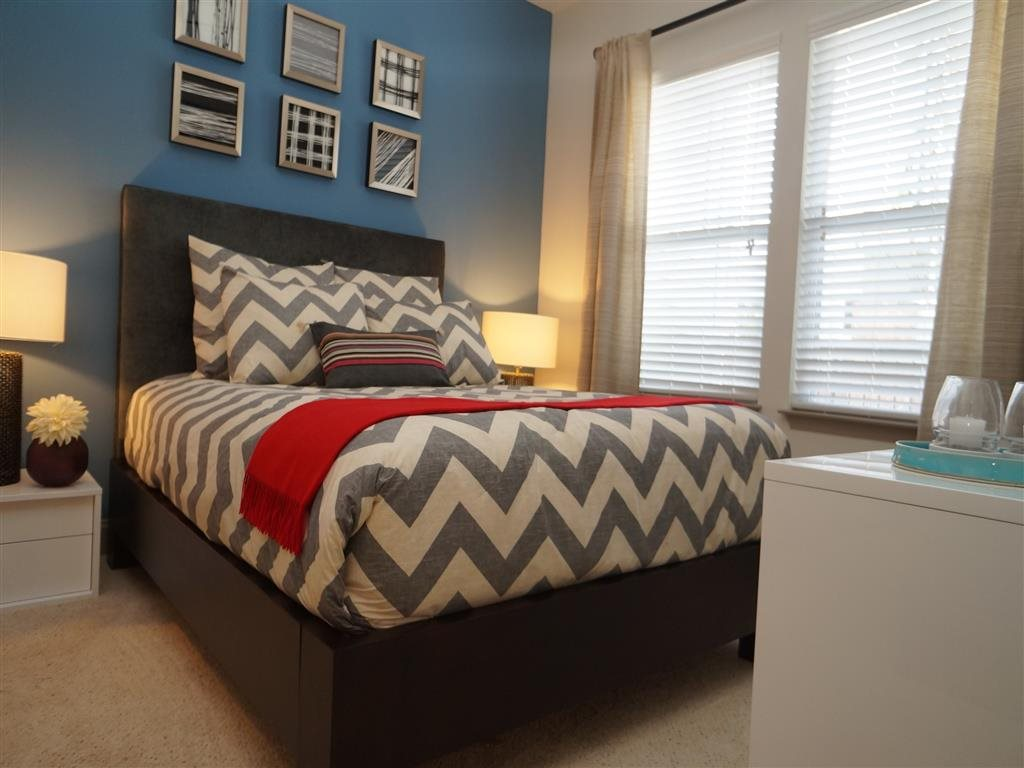 Bedroom at Hawthorne at the Station, Wilmington, NC