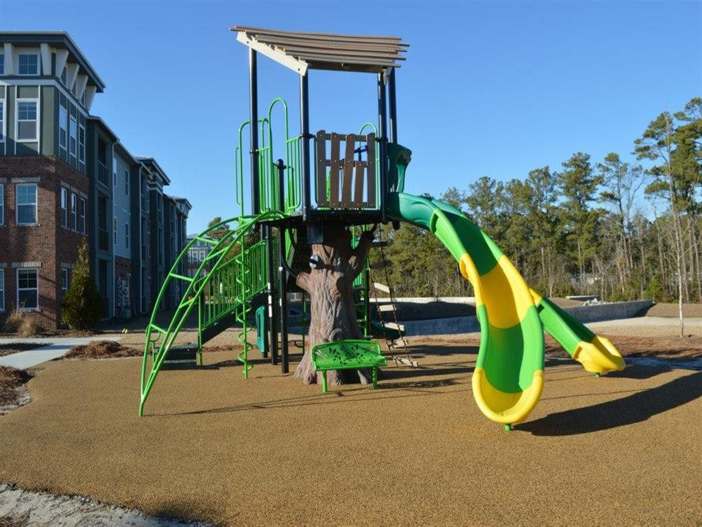 Playground at Hawthorne at the Station, Wilmington, NC 28405