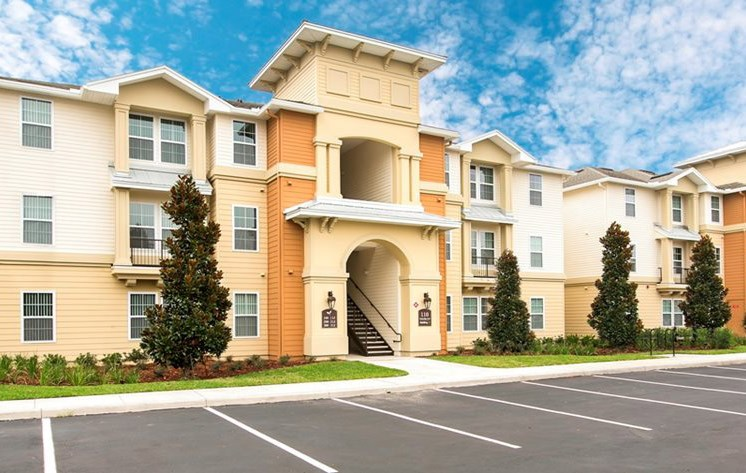 Moss Park Apartments for rent in Winter Park, FL. Make this community your new home or visit other Concord Rents communities at ConcordRents.com. Building exterior