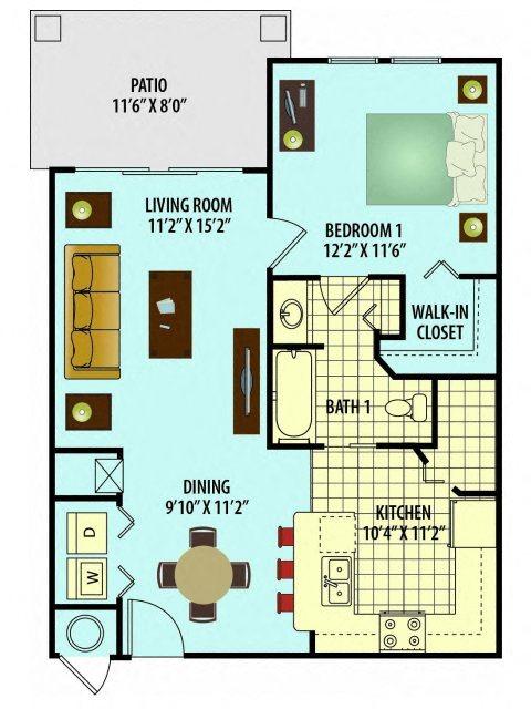 Cedar Floor Plan 2