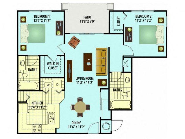 Myrtle Floor Plan 5