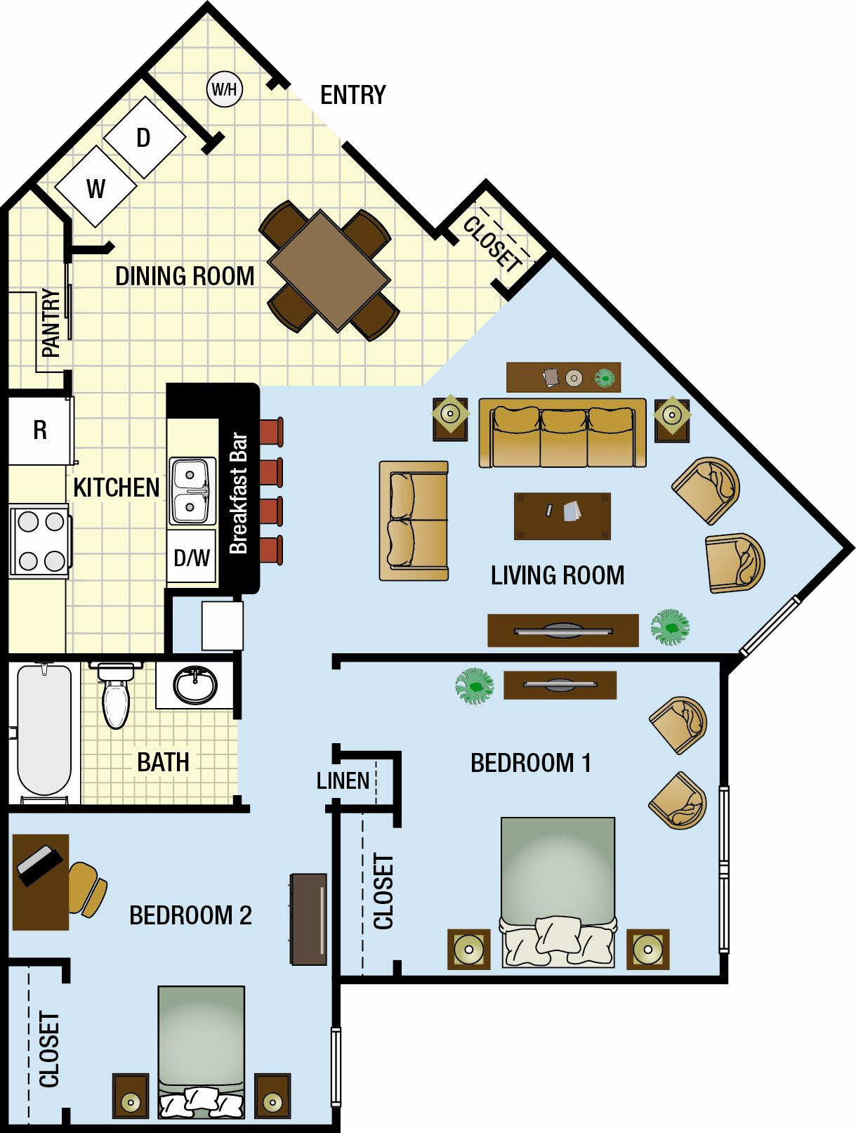 Rolling Green Apartments for rent in Sarasota, FL. Make this community your new home or visit other Concord Rents communities at ConcordRents.com. Two bedroom