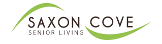 Saxon Cove Senior Living Apartments for rent in DeBary, FL. Make this community your new home or visit other Concord Rents communities at ConcordRents.com. Logo