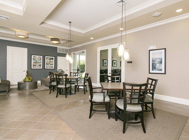 Saxon Cove Senior Living Apartments for rent in DeBary, FL. Make this community your new home or visit other Concord Rents communities at ConcordRents.com. Clubhouse