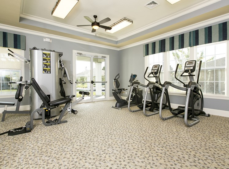 Saxon Cove Senior Living Apartments for rent in DeBary, FL. Make this community your new home or visit other Concord Rents communities at ConcordRents.com. Fitness center