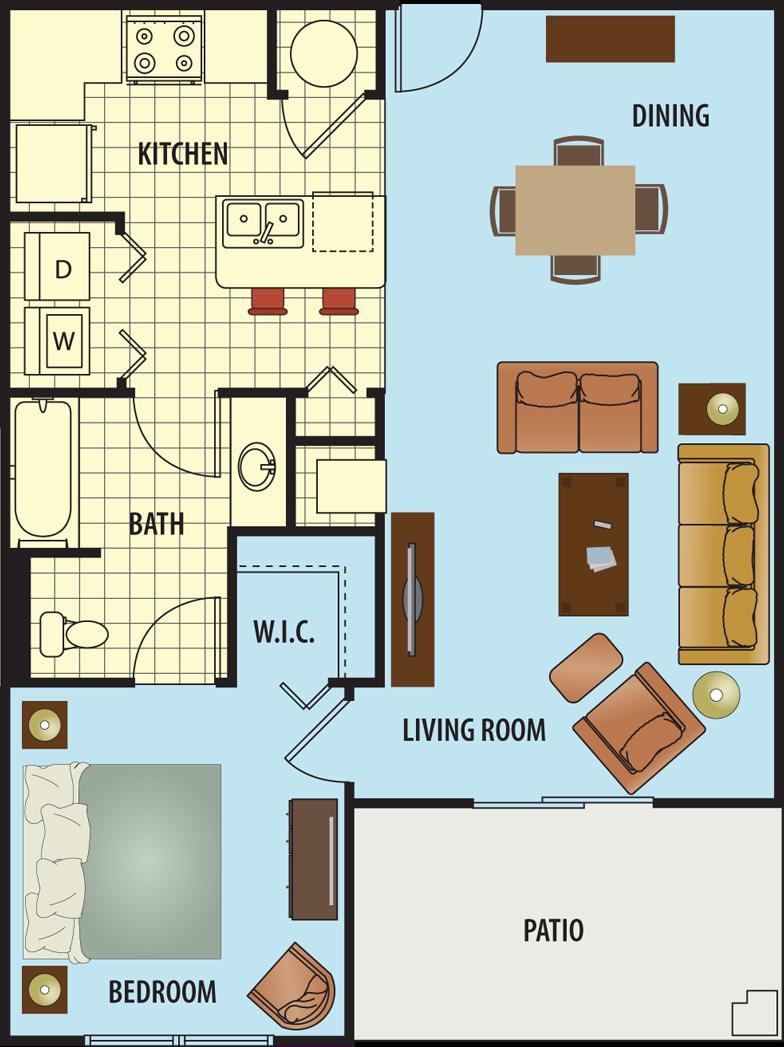 Destiny Floor Plan 2