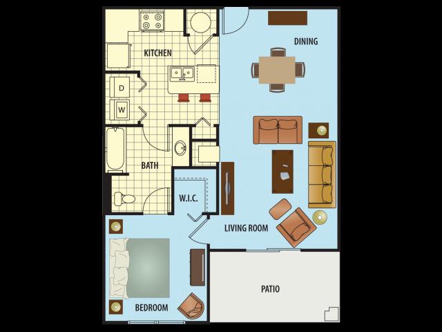 Gem Floor Plan 1