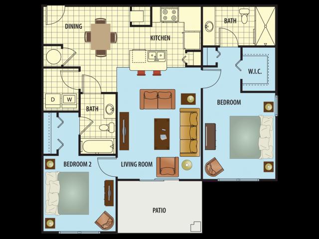 Sybelia Floor Plan 4