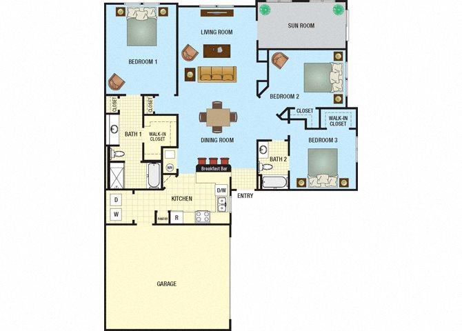 Preserve Floor Plan 5