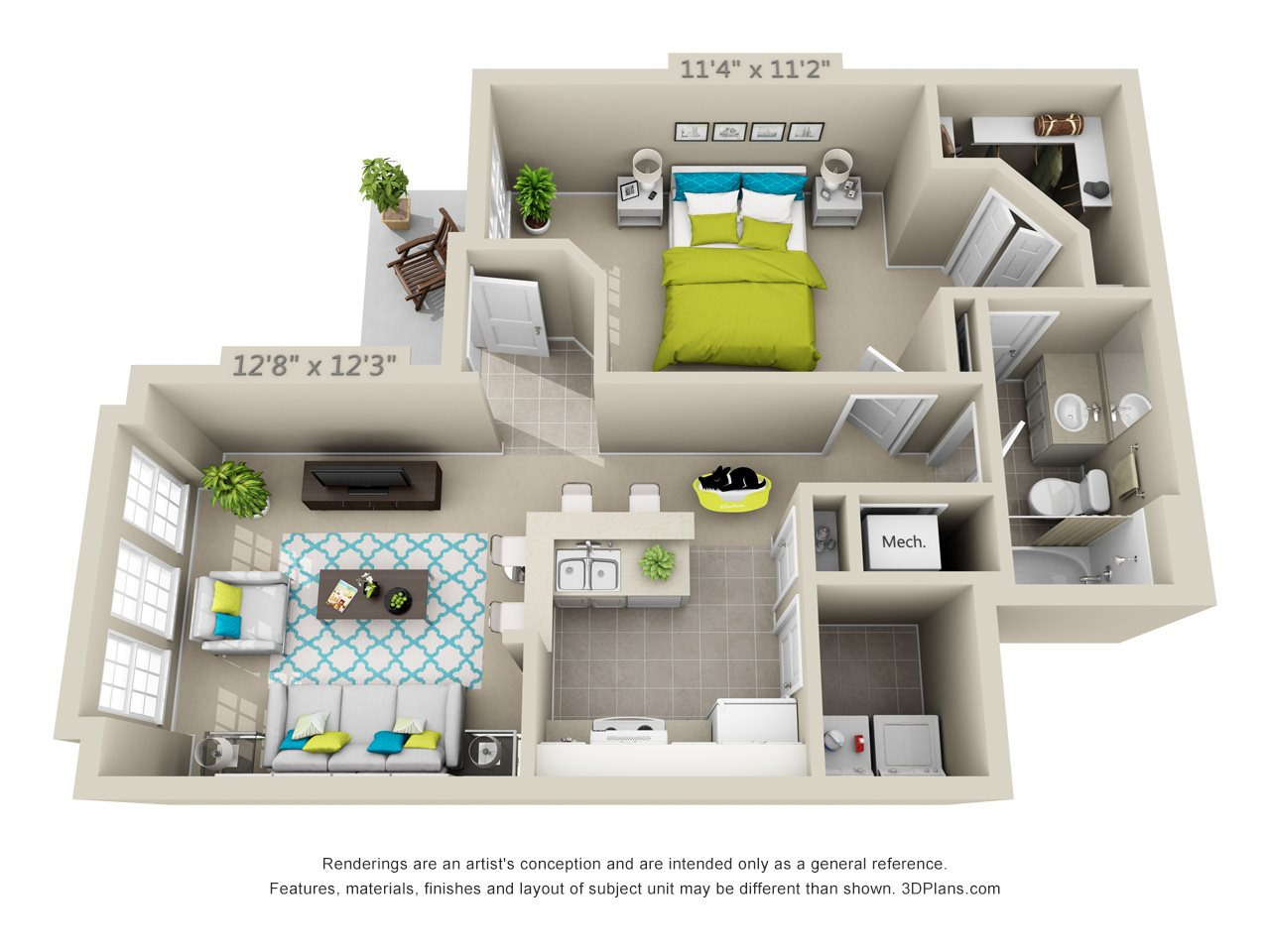 Angelina Floor Plan 2