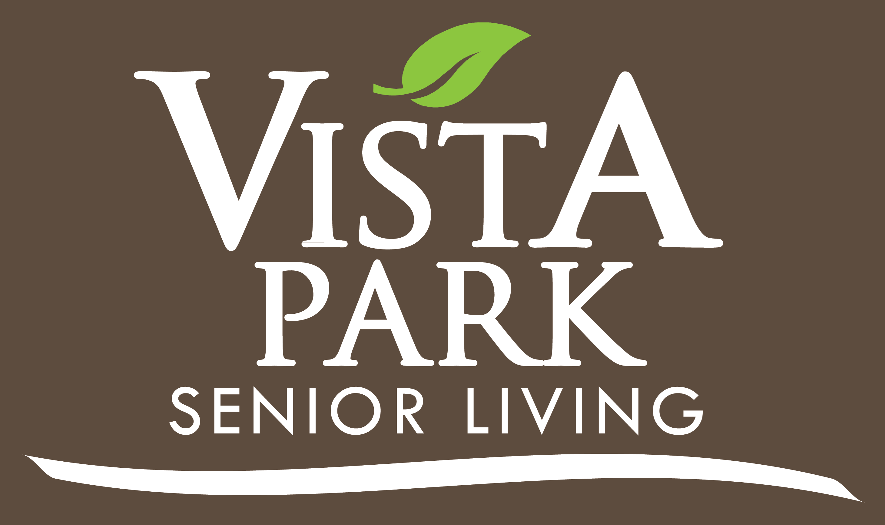 Vista Park Senior Living Apartments for rent in Brooksville, FL. Make this community your new home or visit other Concord Rents communities at ConcordRents.com. Logo