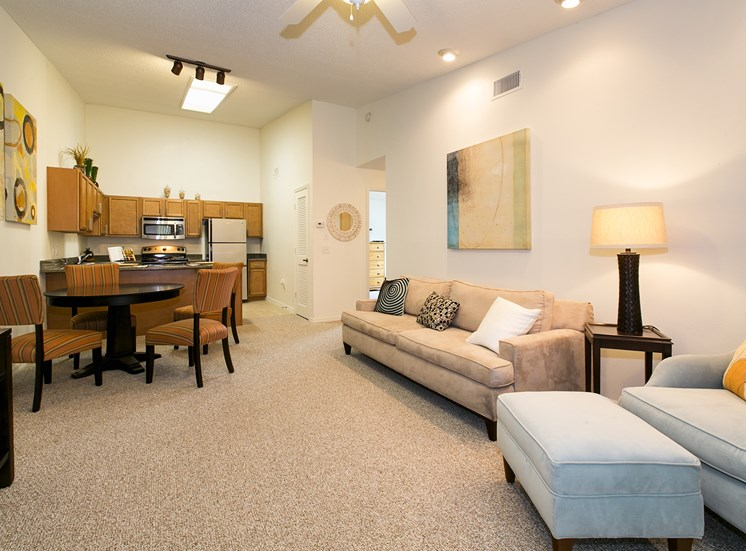 Vista Park Senior Living Apartments for rent in Brooksville, FL. Make this community your new home or visit other Concord Rents communities at ConcordRents.com. Living room