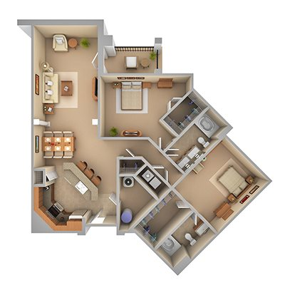 B-3 (PHASE 1) Floor Plan 9