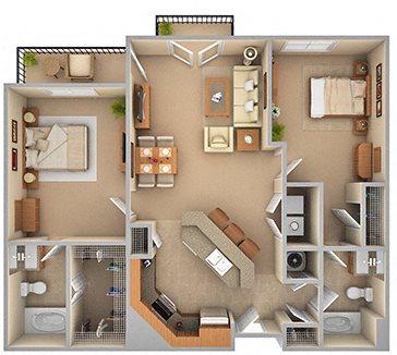 B1 (PHASE 1) Floor Plan 4