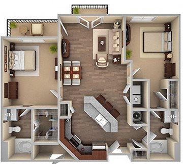 B-1-A (PHASE 2) Floor Plan 5