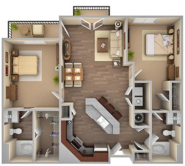 B-10 (PHASE 2) Floor Plan 6