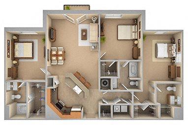 C-1 (PHASE 1) Floor Plan 11