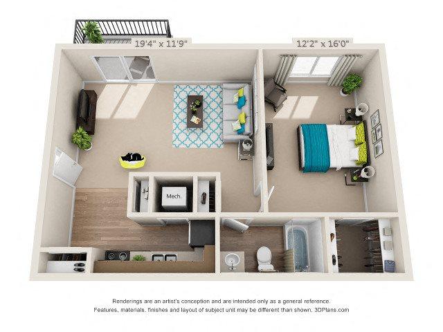 The Sunburst Floor Plan 2