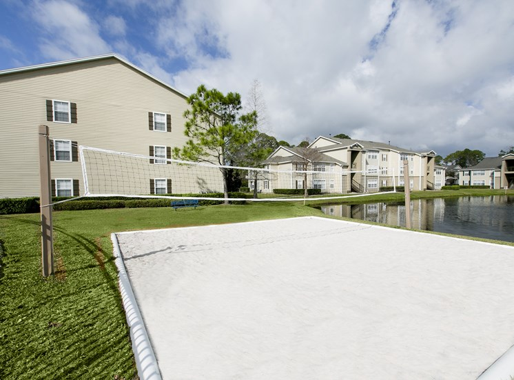 Coastline Cove Apartments for rent in Daytona Beach, FL. Make this community your new home or visit other Concord Rents communities at ConcordRents.com. Volleyball court