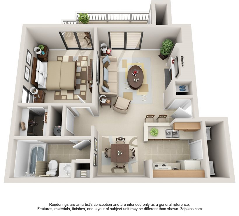 Apartments In Charleston Sc With Utilities Included: Floor Plans Of Hawthorne Westside Apartments In Charleston, SC