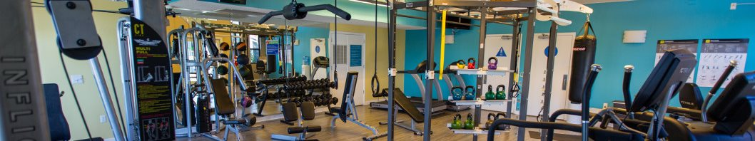 Fitness Center at Hawthorne Westside