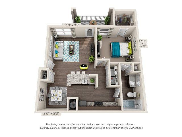 Dockside Floor Plan 5