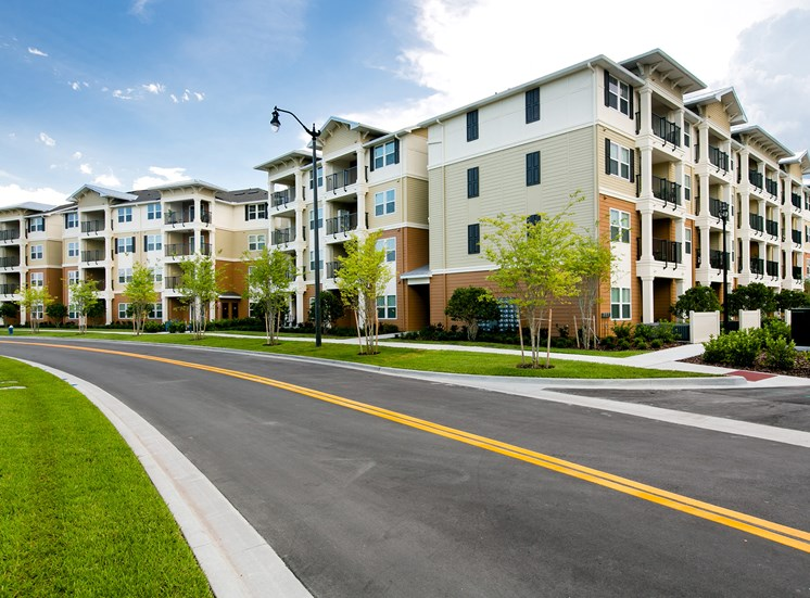 Palm Coast Landing Senior Living Apartments for rent in Palm Coast, FL. Make this community your new home or visit other Concord Rents communities at ConcordRents.com. Building exterior