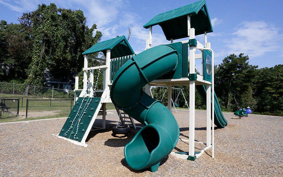 Playground at Hidden Lake Apartments, Fayetteville, North Carolina