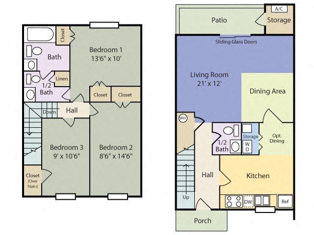 The Plum Floor Plan 6