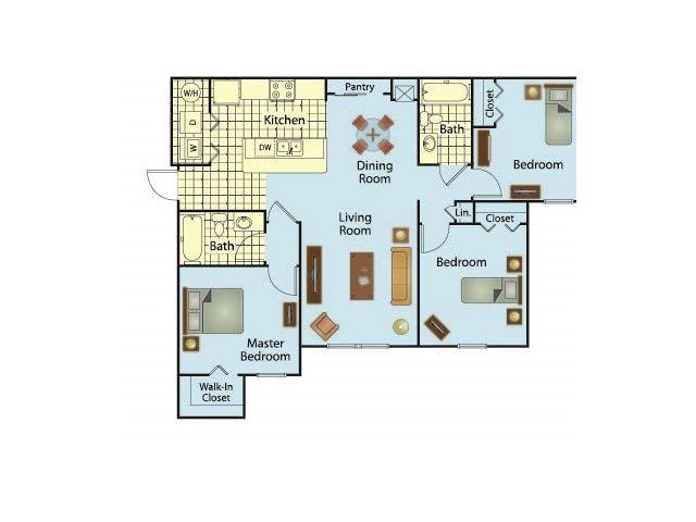 Landstar Park Apartments for rent in Orlando, FL. Make this community your new home or visit other Concord Rents communities at ConcordRents.com. Three bedroom