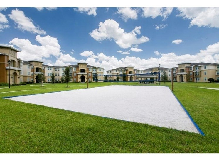 Landstar Park Apartments for rent in Orlando, FL. Make this community your new home or visit other Concord Rents communities at ConcordRents.com. Volleyball court