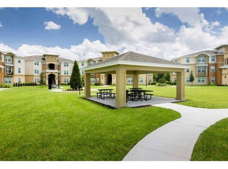 Landstar Park Apartments for rent in Orlando, FL. Make this community your new home or visit other Concord Rents communities at ConcordRents.com. Picnic area