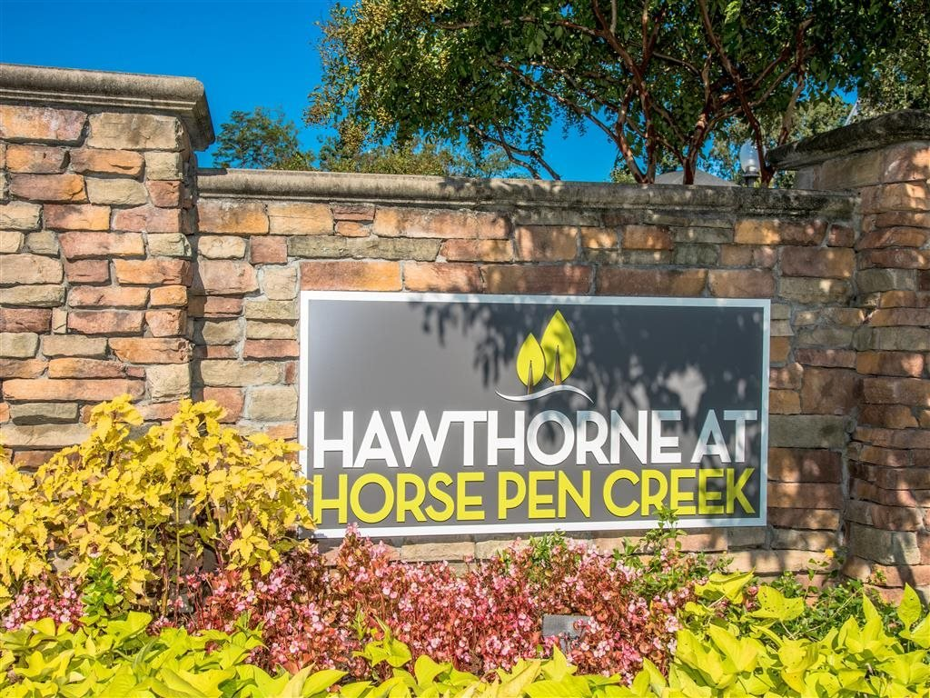 Hawthorne at Horse Pen Creek photogallery 1