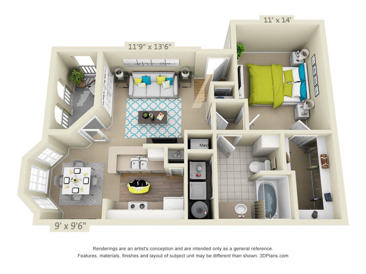 Reedy Floor Plan 8