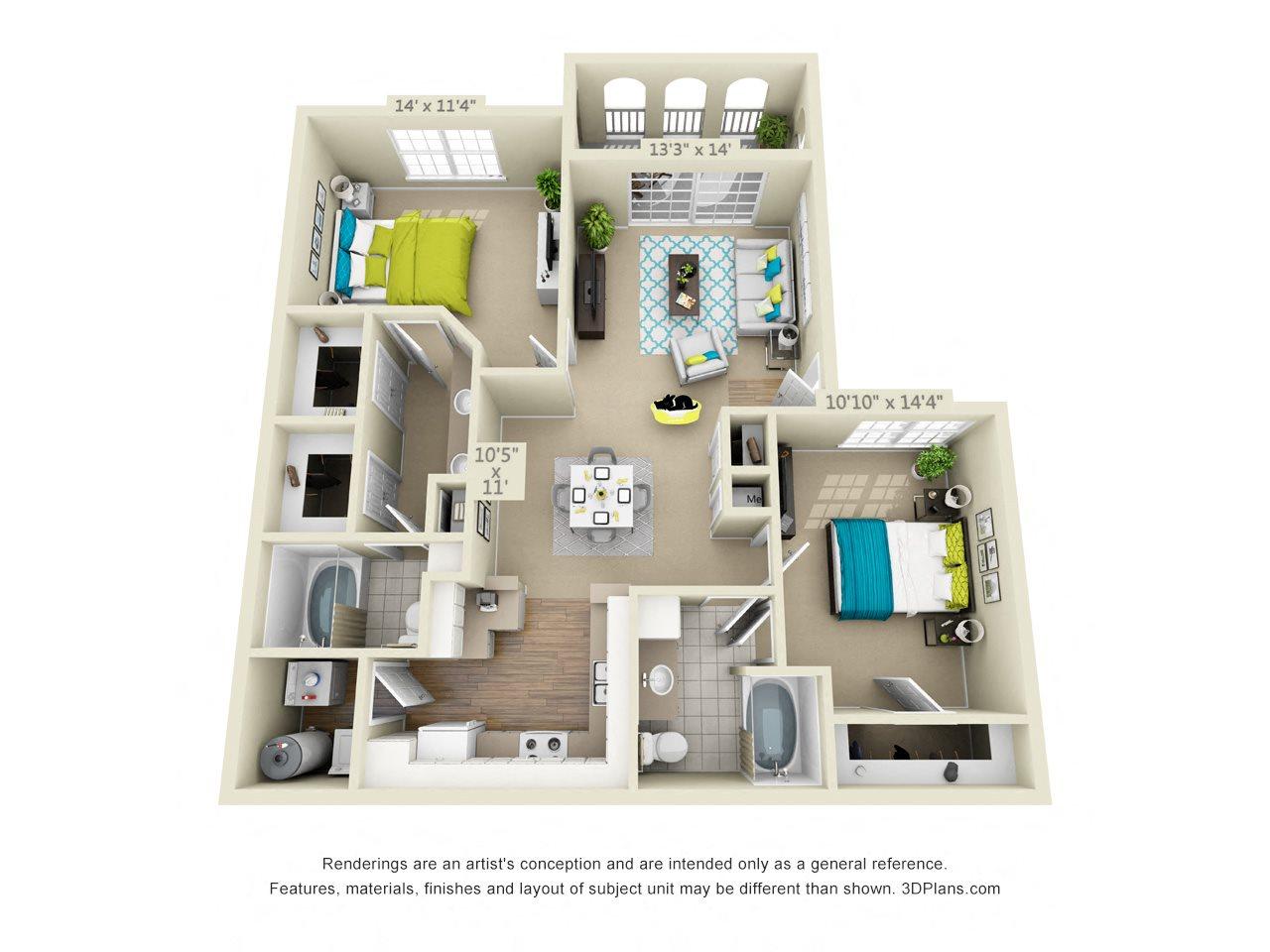 Roper Floor Plan 4