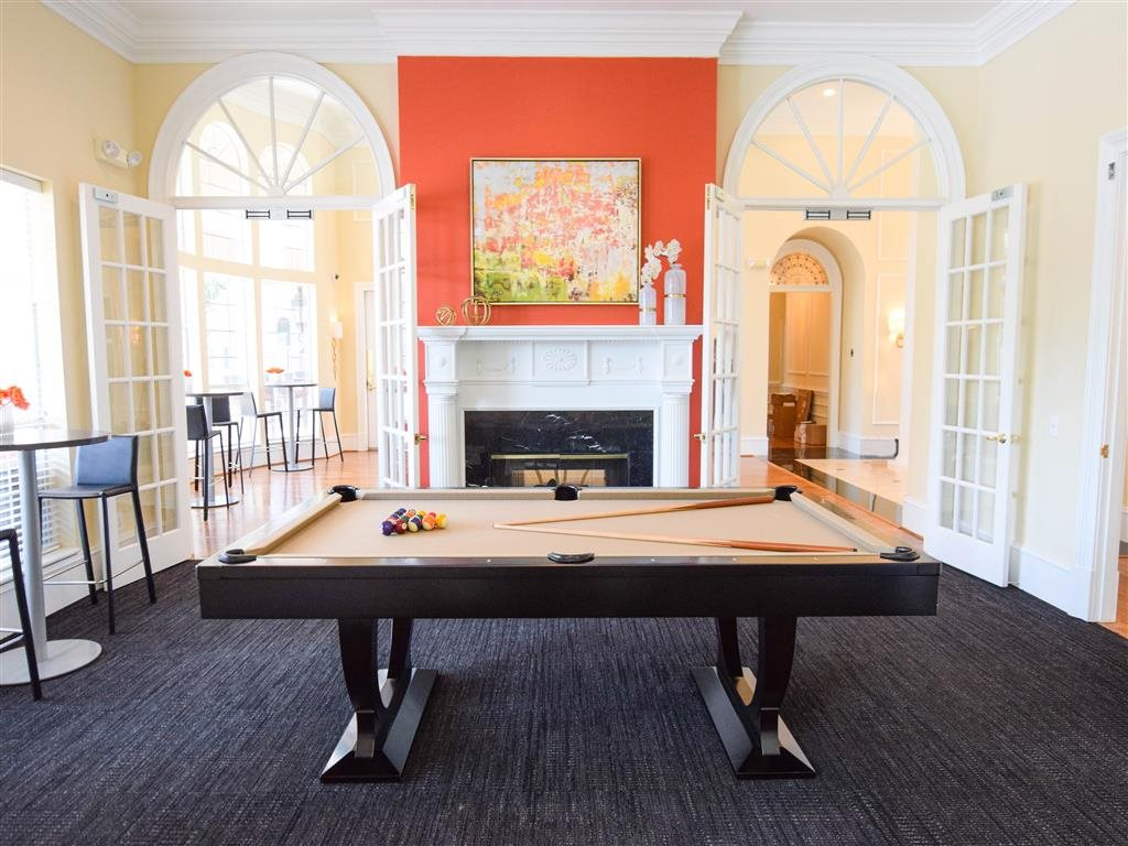 Game Room at Hawthorne at the Carlyle, South Carolina, 29607