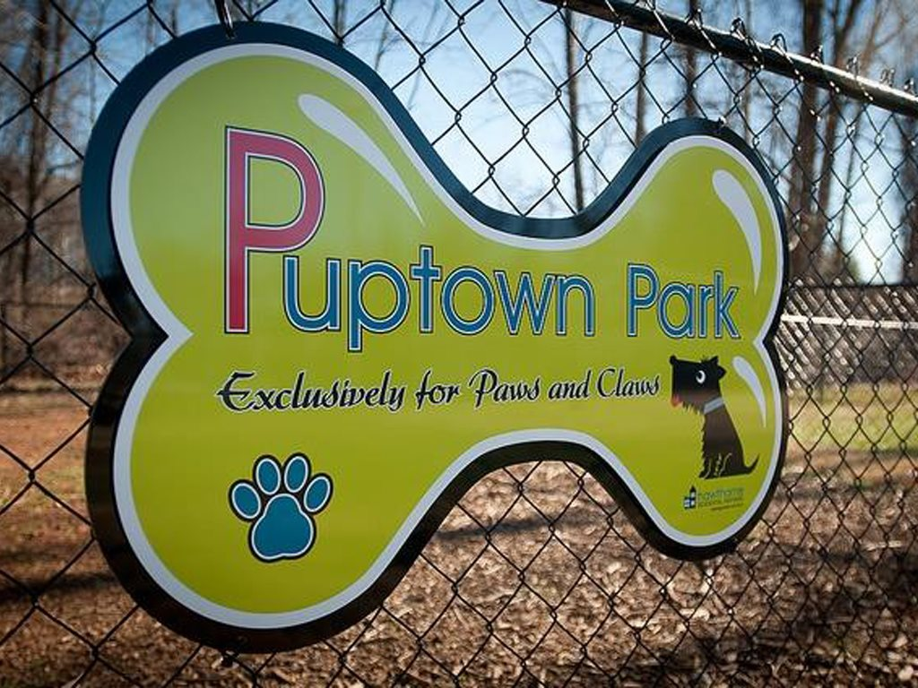 Pet Park at Hawthorne at the Carlyle, South Carolina