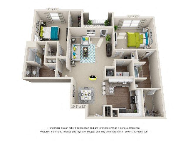 Dawson Floor Plan 6