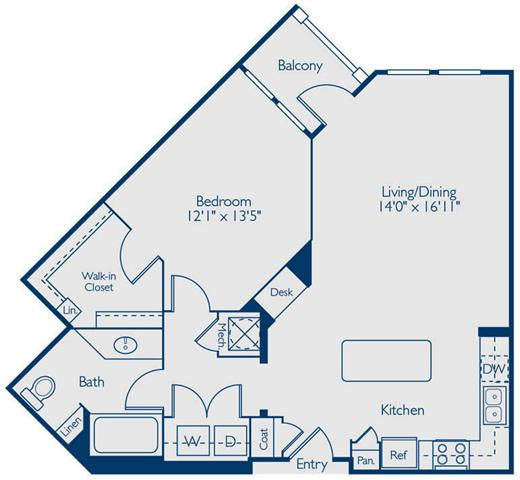 Apartments In Sanford Fl: View Our Spacious Floor Plans Today