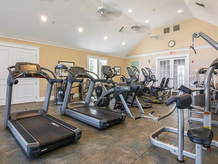 Enders Place at Baldwin Park Fitness Equipment