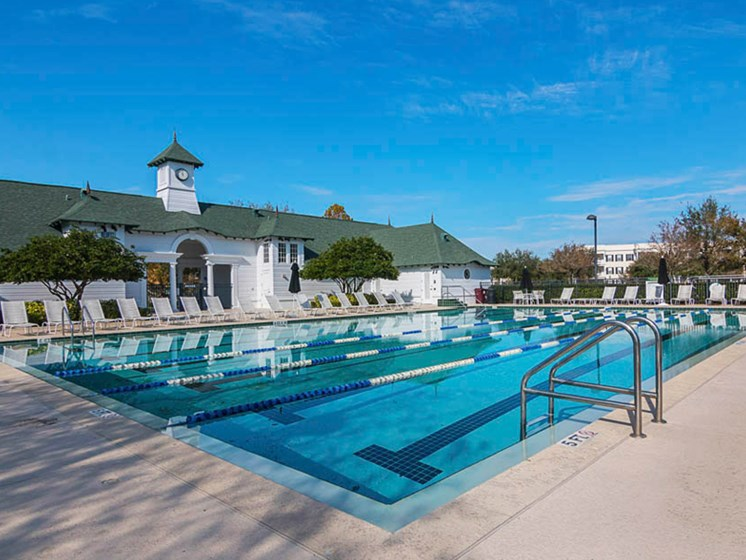Enders Place at Baldwin Park Pool View