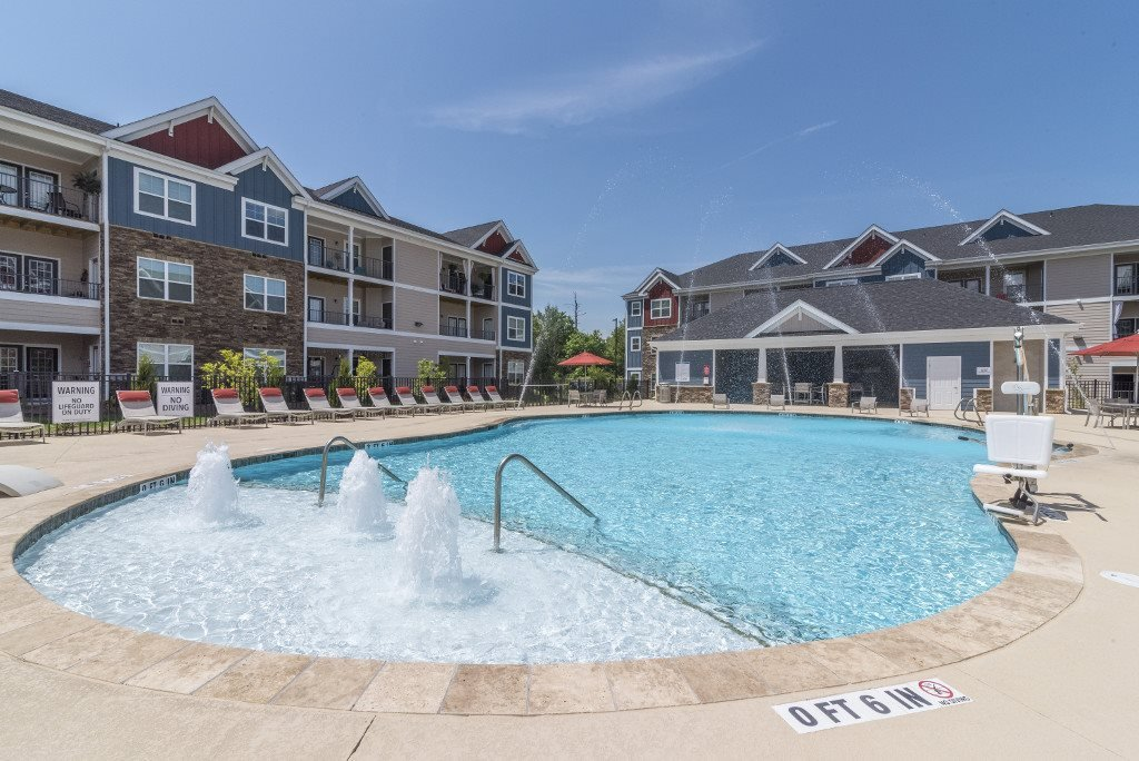 Hawthorne at Weaverville | Asheville, NC | Swimming Pool
