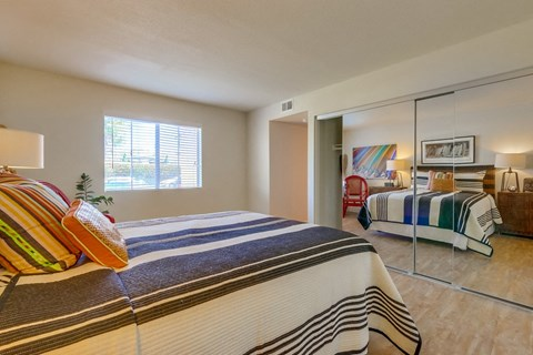 Newport Seacrest Apartments Furnished Apartment Bedroom