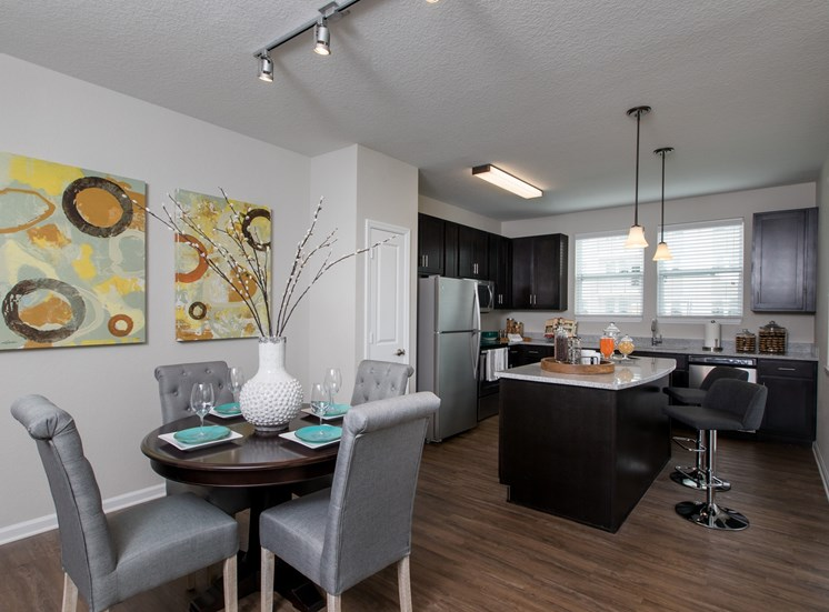 Landstar Village in Orlando, FL near Lake Nona. Make this community your new home or visit other Concord Rents communities at ConcordRents.com. Dining Room