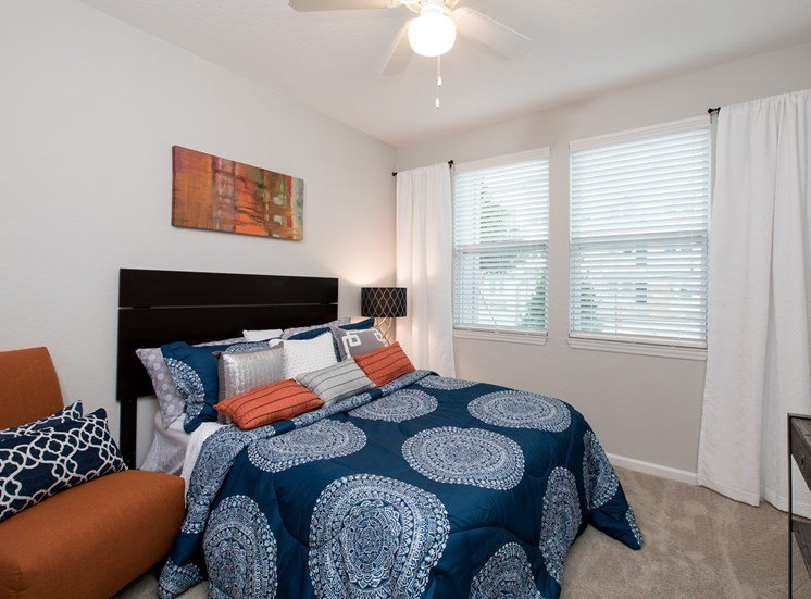 Landstar Village in Orlando, FL near Lake Nona. Make this community your new home or visit other Concord Rents communities at ConcordRents.com. Bedroom