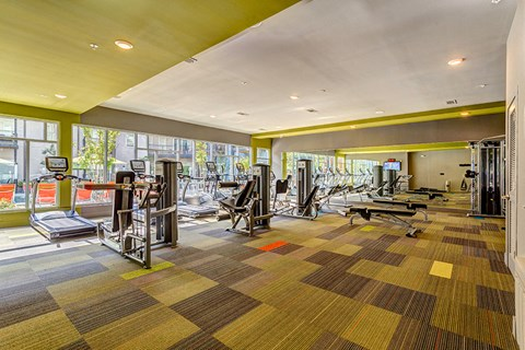 Artisan Twickenham Square Fitness Area