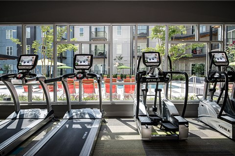 Artisan Twickenham Square Fitness Center